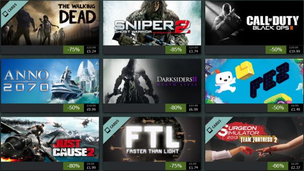 Steam Summer Sale Day 2: the best of the bunch