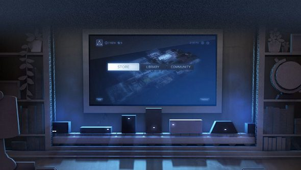 Steam In-Home Streaming update