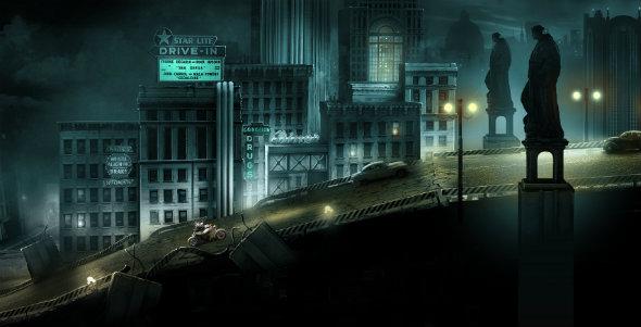 steel rats gameplay skyline