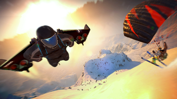 Steep's final season pass DLC gives you (rocket) wings