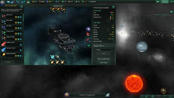 Stellaris Clarke patch