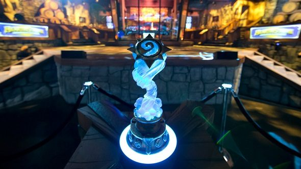Hearthstone Championships Trophy