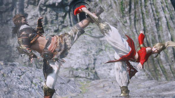 Final Fantasy XIV Stormblood problems