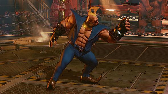 street fighter 5 birdie costume