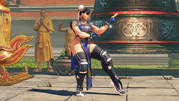street fighter 5 chun li costume