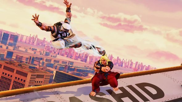 Street FIghter 5 continued support