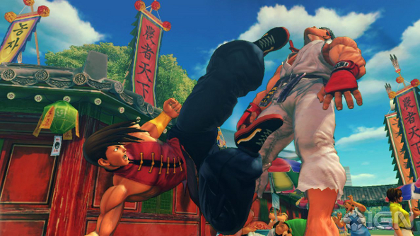 Super Street Fighter IV Arcade Edition is migrating from GFWL to Steam, absent all DLC