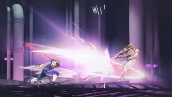 Strider Capcom Double Helix