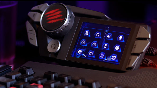 Madcatz make keyboards modular with the S.T.R.I.K.E 7