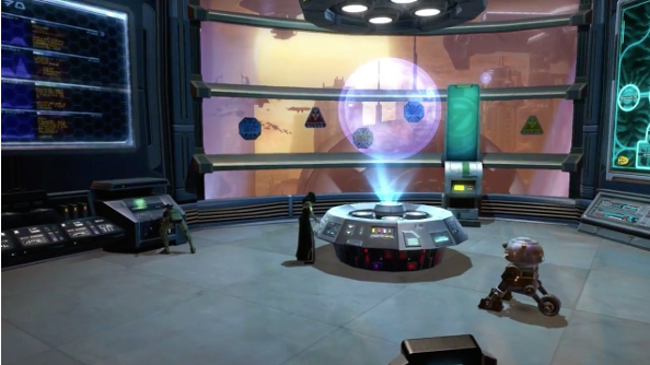 Star Wars: The Old Republic Galactic Stronghold delayed