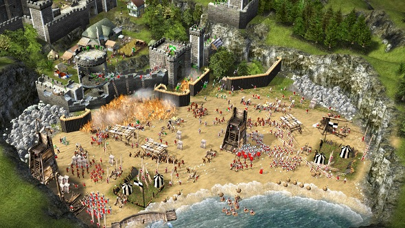 Stronghold 2: Steam Edition re-enables multiplayer servers dead since 2014