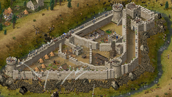 stronghold hd ad 2044 free