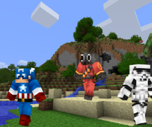 The 100 Best Minecraft Skins