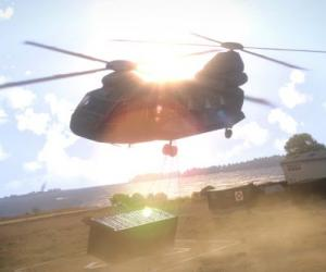 Arma 3's Helicopters DLC takes flight on November 4th