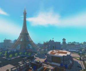 Civilization Online trailer shows time-lapse of players building Paris, before nuking it