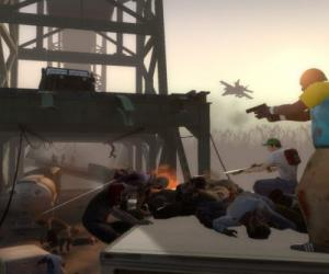 Australians can download the uncensored Left 4 Dead 2 today via DLC