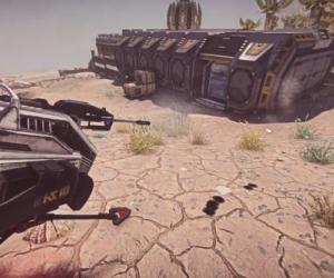 Planetside 2 update adds activatable knives and spitfire auto-turrets for engineers