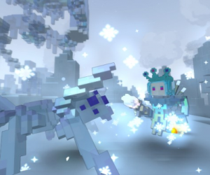 Trove's Snowfest fills the voxel world with Christmas festivity