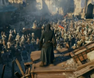 Assassin's Creed Unity patch will improve framerate while leaving crowd size the same