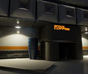 Making it in Unreal: drinking in the shoestring sci-fi scares of Caffeine