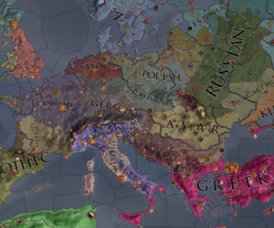 Crusader Kings 2's one million players average 99 hours of playtime