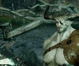 Get better acquainted with Dragon Age: Inquisition's Iron Bull, Sera and Dorian