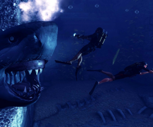 Depth's Big Catch update pits you against a prehistoric shark
