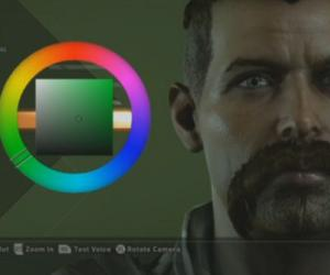 Dragon Age: Inquisition character creation has outer and inner iris colour covered