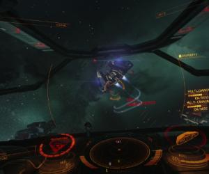 David Braben explains why Elite: Dangerous' offline mode was fired into the sun