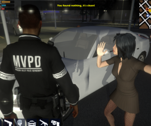 Enforcer: Police Crime Action is a full-blooded police simulator. Yet it's hilarious