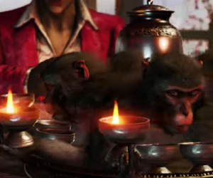 Far Cry 4 trailer features edible monkey heads