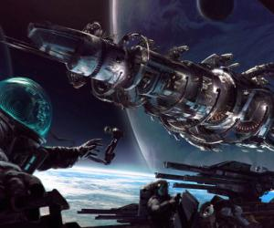 Don't call them dreadnoughts: Fractured Space is a multiplayer ship combat game from the Strike Suit Zero team