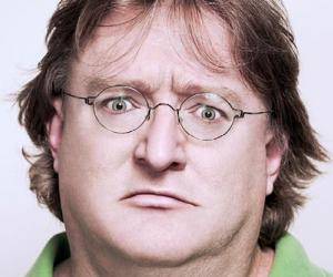 "Gabe Newell: ""pissing off the Internet costs you a million bucks in just a couple of days"", but the internet needs ""a more robust Valve-is-evil hypothesis"""