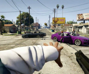 GTA V VR unlikely, publisher claims industry isn't ready for virtual reality