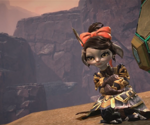 Guild Wars 2 will stick a camera in your head for upcoming first person view