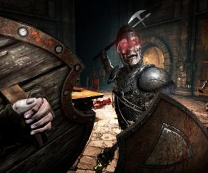 Watch skeletons being victimised in Hellraid's first 20 minutes