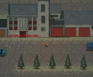 MiniDayZ is a free top-down fan project with the backing of Bohemia