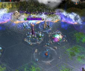 Warlock 2 is set to become a snake-filled waterpark with the Wrath of the Nagas expansion