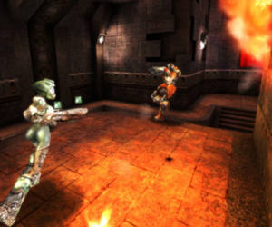 Quake Live trailer marks Steam release and proves existence of mutants