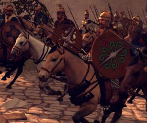 Rome II gets four new Greek and Gallic factions today, and one of them is free