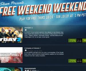 Steam's got 10 free games waiting to swallow up your weekend