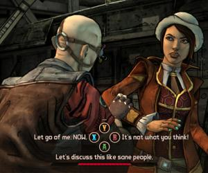 Gearbox talk Tales from the Borderlands: