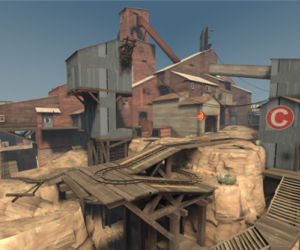 Team Fortress 2 update brings tweaks to pl_upward, improves client stability