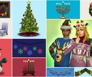 The Sims 4 gets new careers and stocking fillers in a free festive update