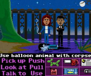 Thimbleweed Park is a time tunnel back to 1987, courtesy of Maniac Mansion creators