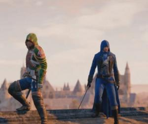 Assassin's Creed Unity co-op trailer makes murder stylish
