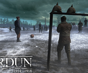 Verdun's celebrating Christmas with a truce between the trenches