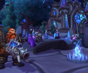 World of Warcraft character transfers and changes discounted by 25%