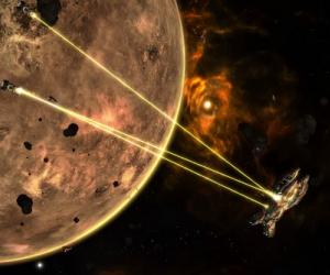 Blow up spaceships in the name of trade in Wayward Terran Frontier: Zero Falls