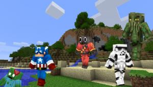The 100 Best Minecraft Skins
